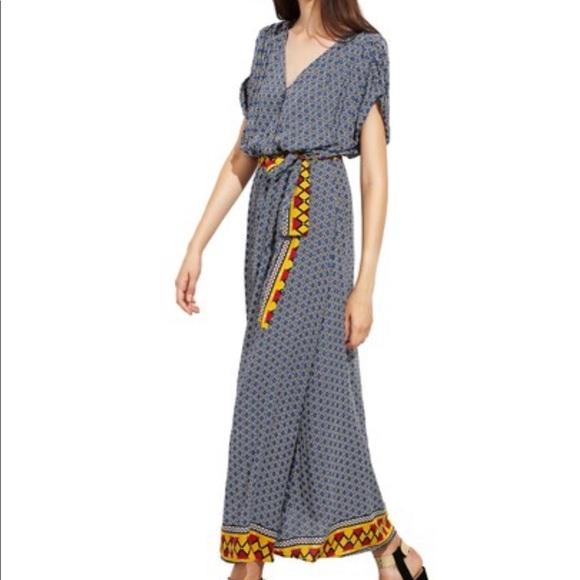 03e33abb50 Patterned SheInside Short Sleeve Dress SHEIN. M_5c571ef645c8b352ed6a0911